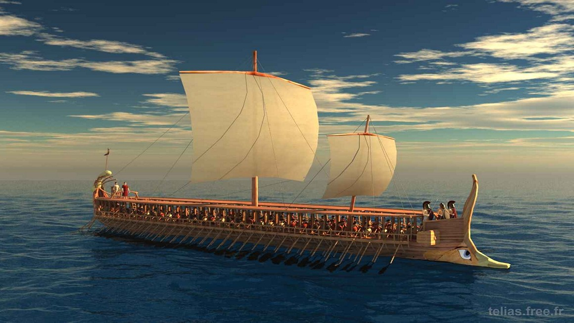 ARGO - ARGONAUTS EXPEDITION - ARGO's JOURNEY
