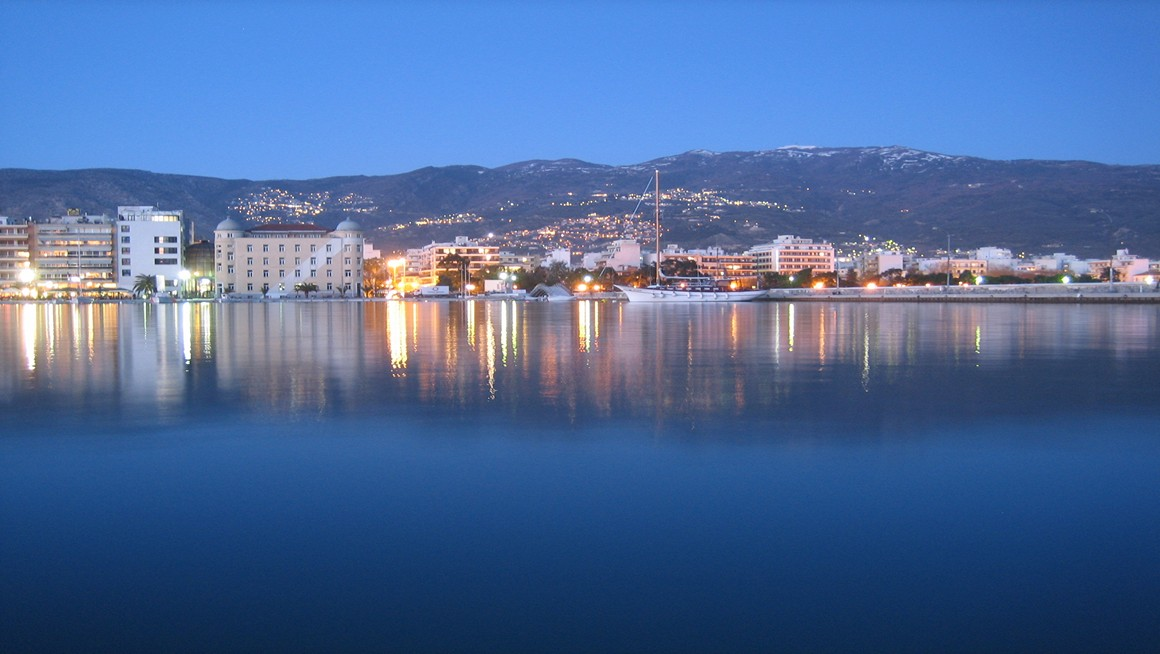 Volos by Night